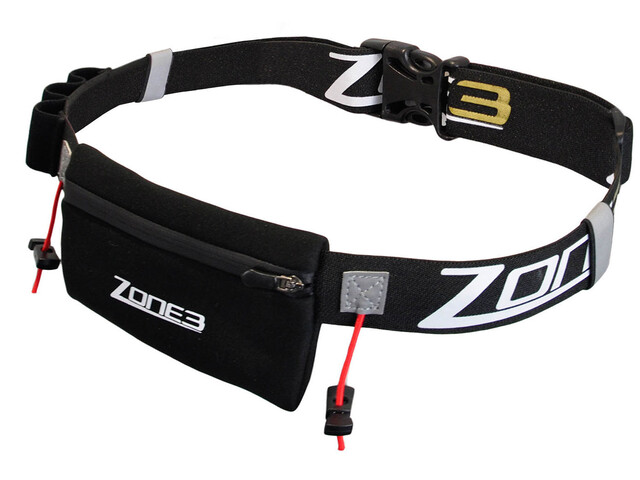 Zone3 Race - with Neoprene Pouch noir